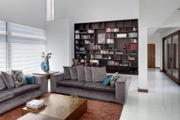22 Eksypnes Idees Gia Bibliothhkes Sto Spiti Mas 272 on Traditional Style Living Room Sofas